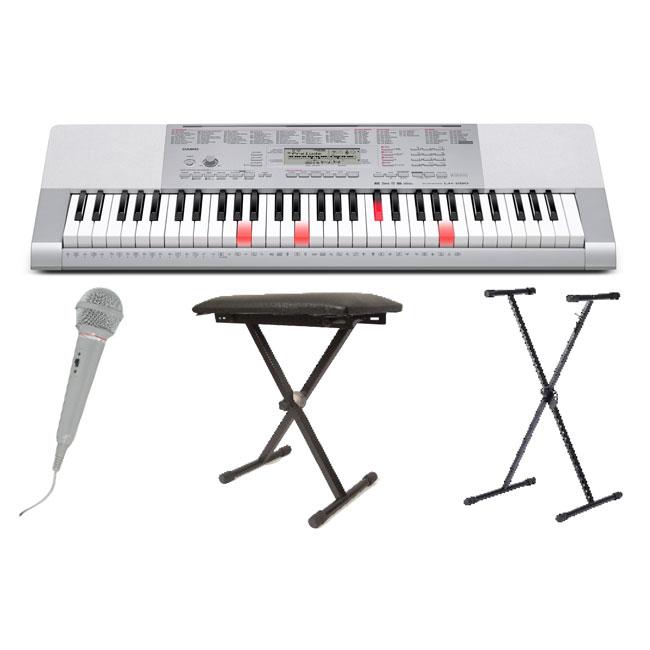 Musikpunkten.se-Casio-LK-280-Keyboard-paket_w650x650